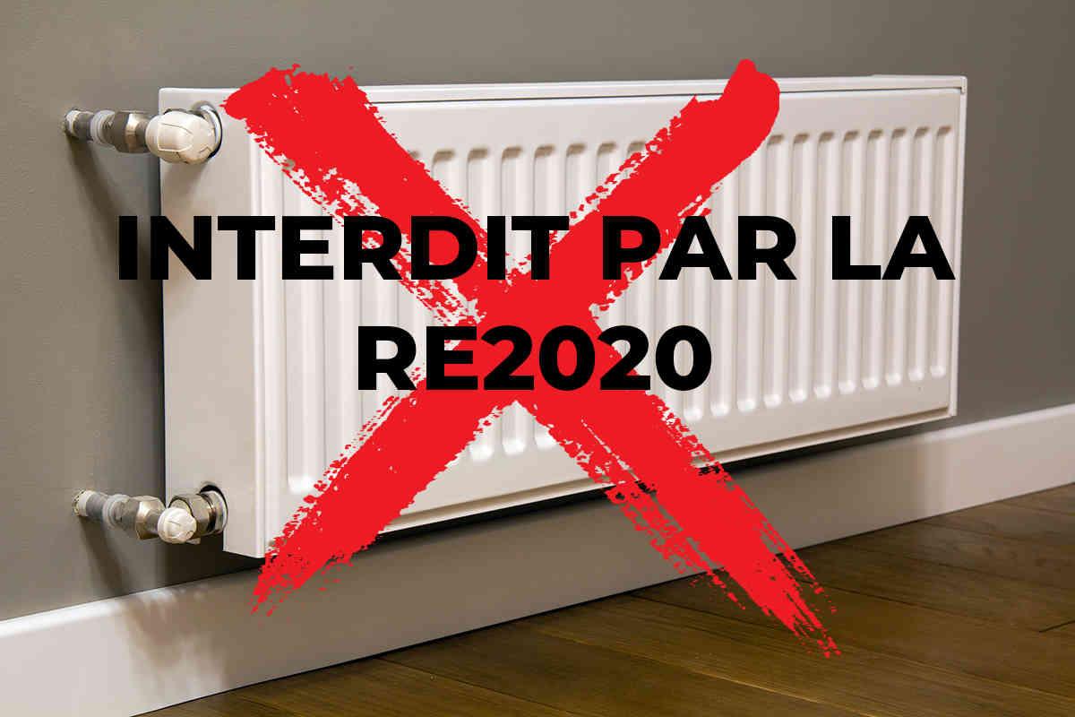 RE2020 : quel est l'avenir du chauffage dans les logements neufs