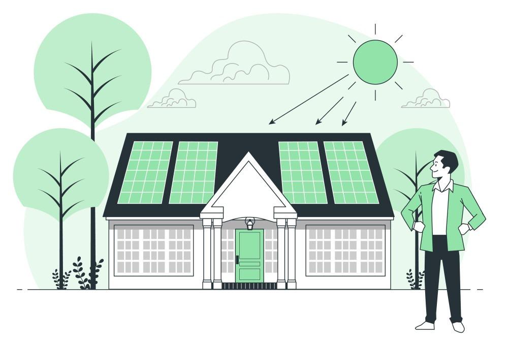 Read more about the article Réduire son empreinte écologique grâce à l'électricité verte